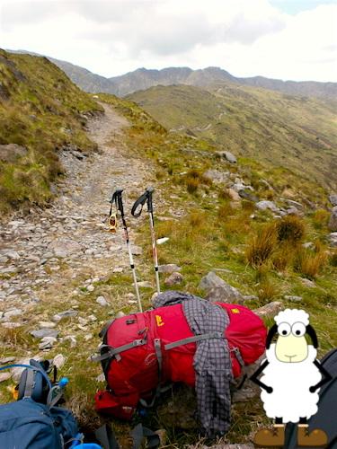 Ausrüstung_Backpacking_Irland
