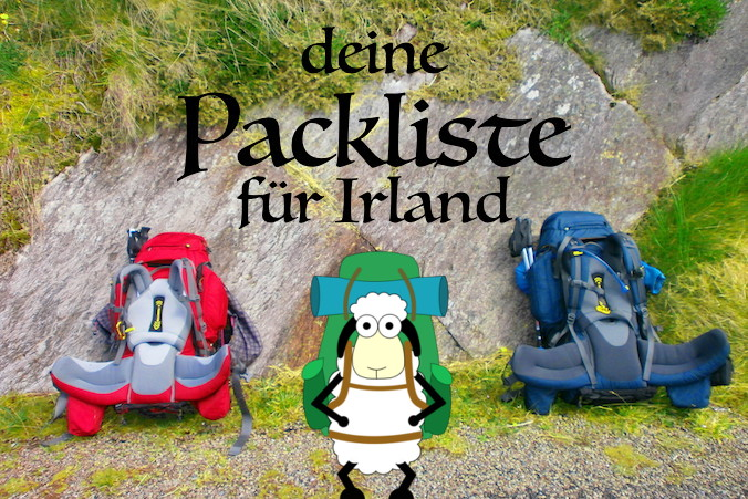 Packliste_Irland